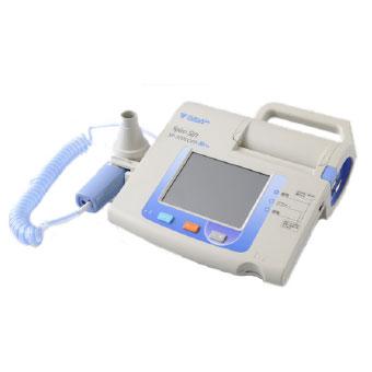 呼吸機能検査 (肺年齢測定)